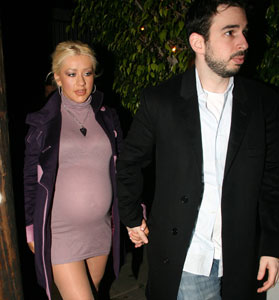 Christina Aguilera and Jordan Bratman Have a Baby Boy Named Max Liron Bratman