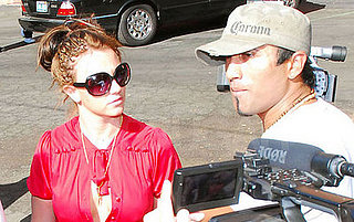 Britney Spears and Paparazzi Adnan Ghalib in Mexico