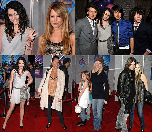 Disney's Premiere of Hannah Montana and Miley Cyrus: Best of Both Worlds