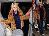 Tara Reid Still Droopy-Eyed in London
