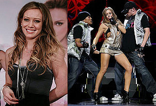Hilary Duff Performs In Sydney