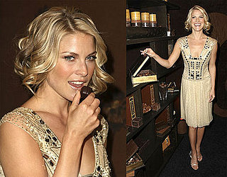 Ali Larter at Godiva Valentine's Day