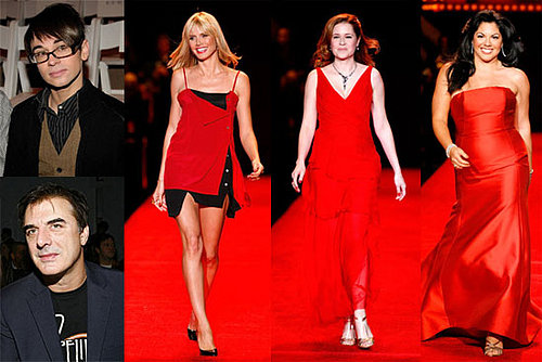 Fashion Week Starts Off With a Big (Red) Bang