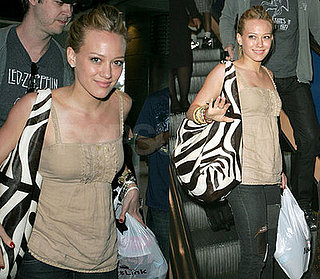 Hilary Duff in Australia