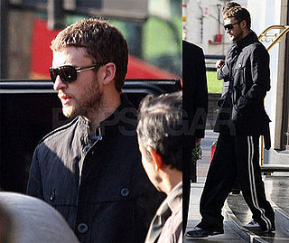 Justin Timberlake in London