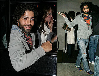 Adrian Grenier at Hyde Lounge