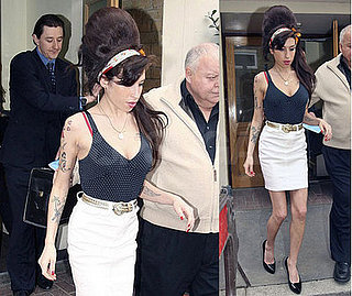 Amy Winehouse Gets OK From USA to Attend Grammy Awards