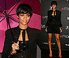 Rhianna Blogs For Elle Fashion Week