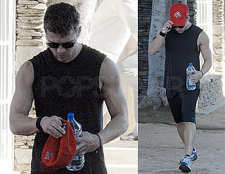 Ryan Phillippe Leaving the Nemo Gym in LA