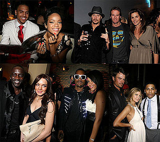 One More Set of Grammy Parties — Woo Hoo!