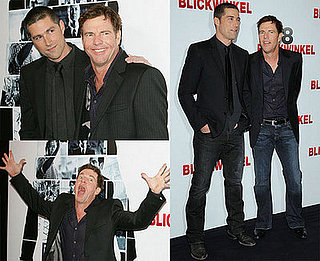 Matthew Fox and Dennis Quaid Premiere Vantage Point at the Berlin Film Festival