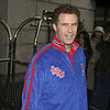 Will Ferrell in NYC to Promote Semi-Pro