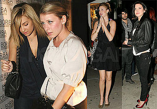Lauren Conrad, Audrina Patridge, Lauren Bosworth and Whitney Port Out in LA