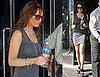 Lindsay Lohan Shopping for Diamonds in LA
