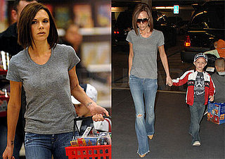 Breaking News — Victoria Beckham Can Be Just Like Us
