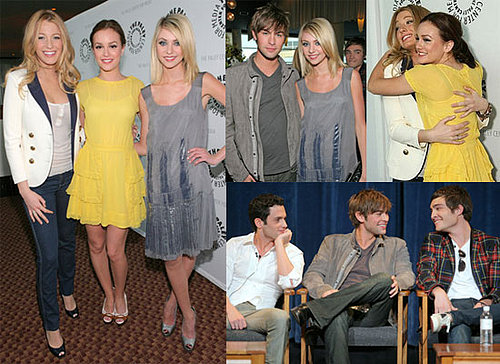 Gossip Kids Talk Parties, Casting and Monkeys at PaleyFest