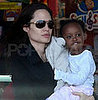 These Little Jolie-Pitt Piggies Went Shopping