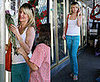 Cameron Diaz Puts on Her Easter Pants