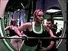 Hayden Panettiere Video at the Gym