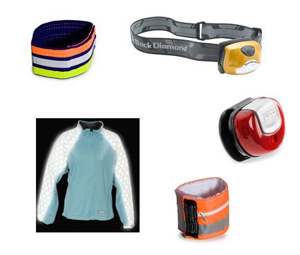Get in Gear: Reflective Gear for Daylight Saving Time