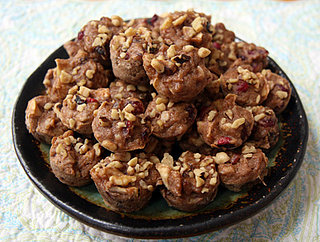 Recipe for Banana Apple Cranberry Muffins