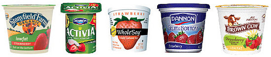 Yogurt Breakdown