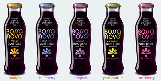 Food Review: Boss Nova Açai Juice
