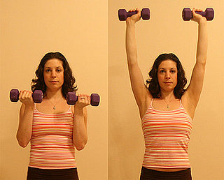 Get Lifted: Twisting Dumbbell Press
