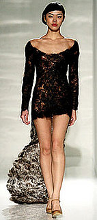 Dress Made of Human Hair
