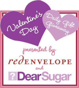 DearSugar Valentine's Day Giveaway from RedEnvelope