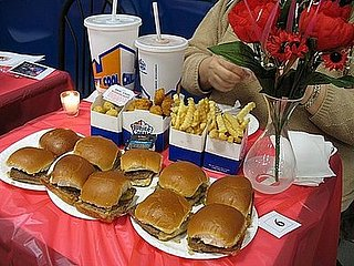 Couples Get Married at White Castle