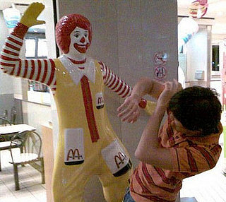 McDonald's Workers Encouraged to Blog