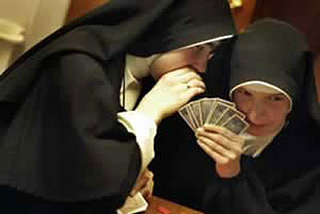 Nun Pleads Guilty to Stealing Money to Gamble
