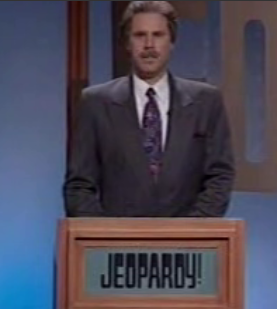 Celebrity Jeopardy on Saturday Night Live