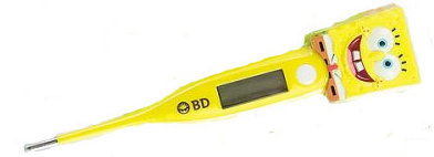 SpongeBob Thermometer