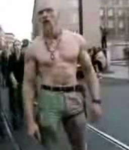 The Techno Viking Digs Rick Astley