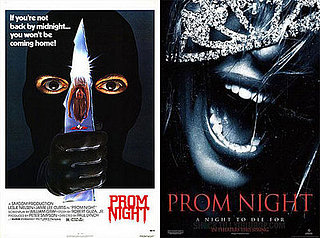 Movie Previews: Prom Night, Then and Now