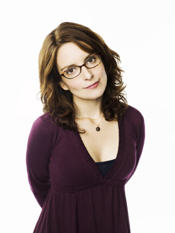 Female Actor in a Comedy Series: Tina Fey