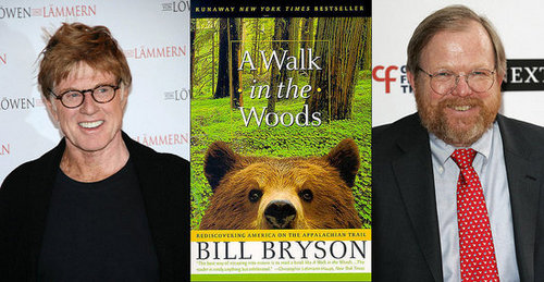 Robert Redford to Take Bill Bryson's Walk in the Woods