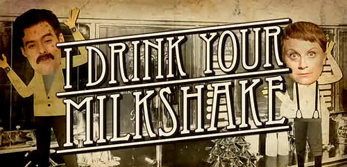 Saturday Night Live Drinks Your Milkshake
