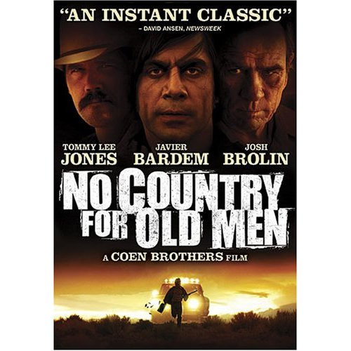No Country for Old Men on DVD