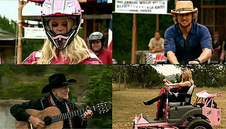 "Music Video: Willie Nelson's ""You Don't Think I'm Funny Anymore"" Featuring Jessica Simpson, Wilson Bros."
