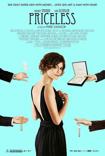 Movie Preview: Priceless Starring Audrey Tautou