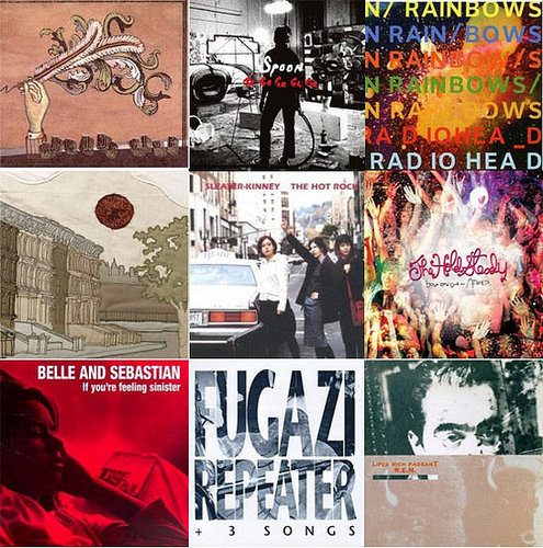 Best Indie Rock Albums