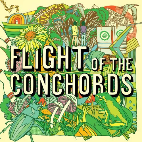 Flight of the Conchords Debut Album