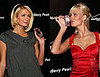 Paris Hilton and Other Celebs Attend the BlackBerry Pearl 8130 Launch Party In NYC