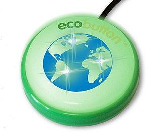 The Eco Button Reminds You to Power Down Your Computer