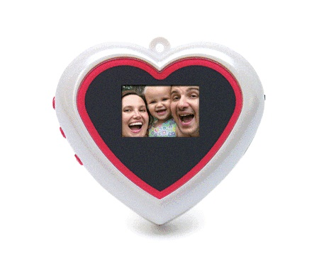 Memory Keeper Digital Photo Pendant: Totally Geeky or Geek Chic?