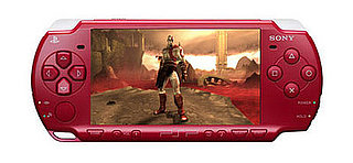 Daily Tech: Red PSP to Debut With God of War Game Bundle