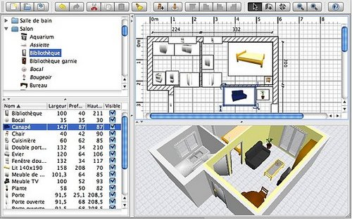 Download Sweet Home 3D to Make Virtual Floorplan of Your Home